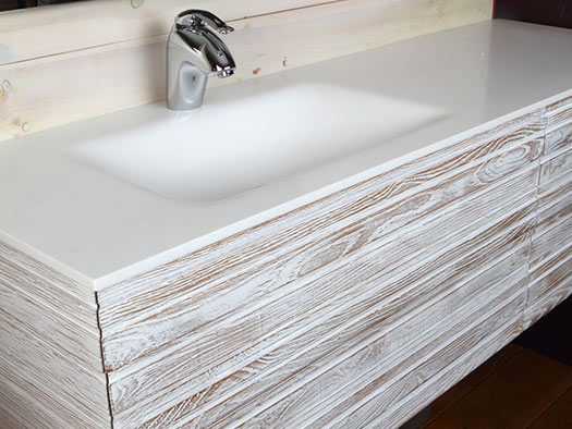 Baño Domus White