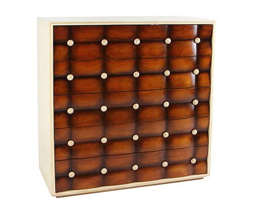 Tuesta-dormitorio-chester-capitone-madera-moderno-laca-envejecida-madera-cerezo-macizo-comoda