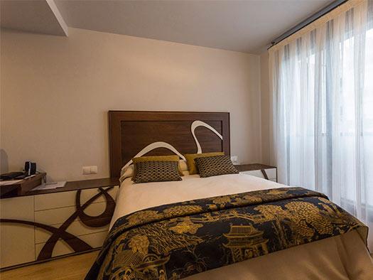 Tuesta Dormitorio Vesania Diseno Nogal Laca Moderno 2