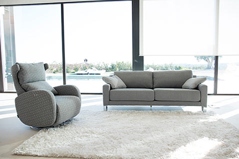 Tuesta Fama Madison Modular Nordico Kim Sofa