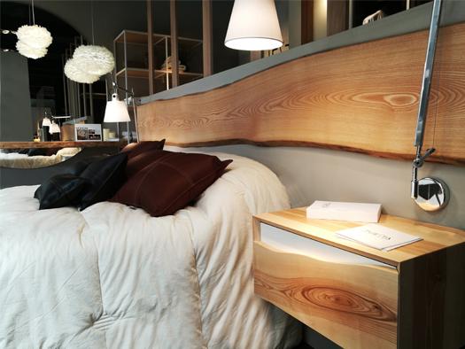 Tuesta Dormitorio Lignum Fresno Macizo Nordico Vintage Laca 1