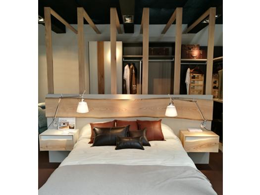 Tuesta Dormitorio Lignum Fresno Macizo Nordico Vintage Laca 3