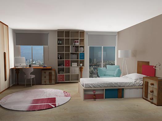Dormitorio Juvenil Albor