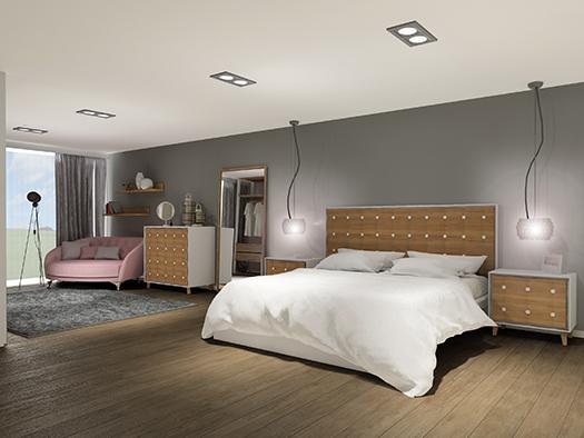Dormitorio Chester